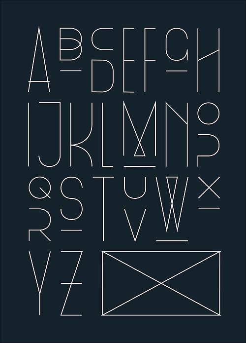 maleficent typeface