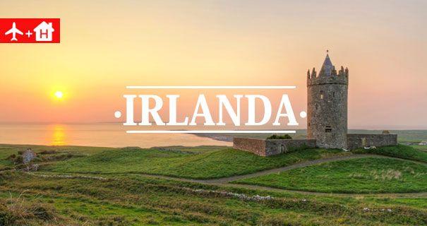 Ofertas Vuelo + Hotel Irlanda