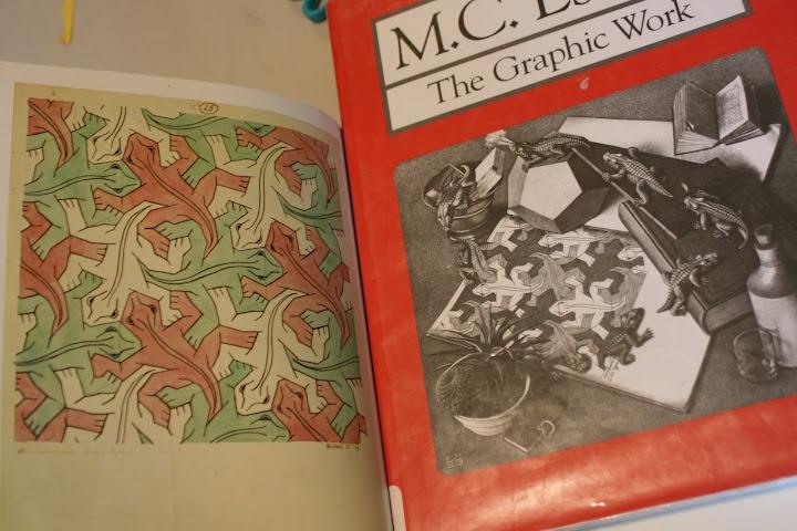 MC Escher, Master of Perspective Mc escher, Fine art
