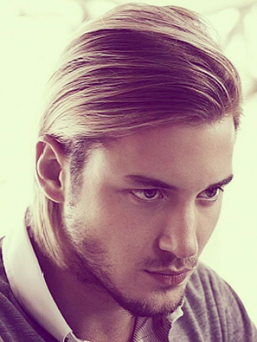 Cool Hairstyles for Men's Long Hair | Mens Hairstyles 2013