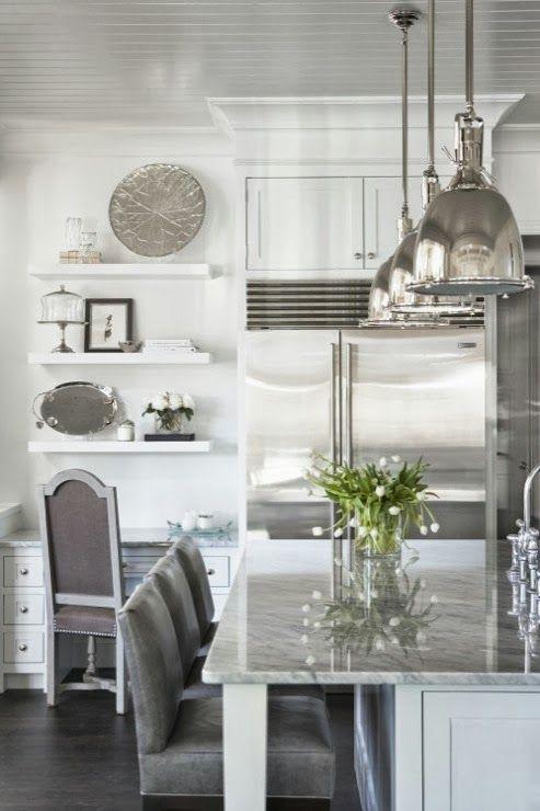 58 Best Images About Kitchen Desks On Pinterest