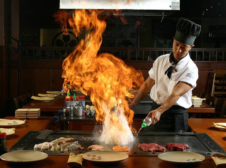 SAKURA Japanese Steak, Seafood House & Sushi Bar
