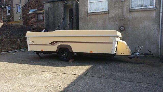 folding caravan for sale for sale