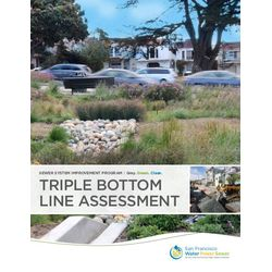 Like other leading utilities, the SFPUC is using a triple bottom line (TBL) approach to develop and evaluate alternative project solutions, maximize return on investment, and communicate decision-making. Take a look at the tool.