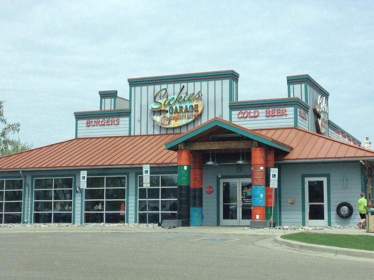 Sickies Garage Trip Advisor Best Sandwich North Dakota