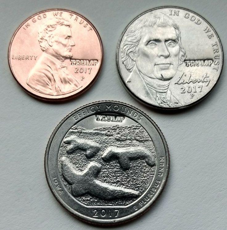 lincoln inauguration coin