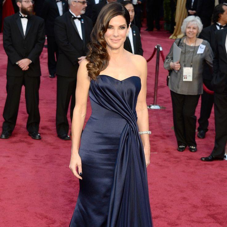 Sandra Bullock: Die schönste Frau der Welt - ich?!