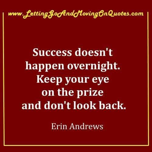 Motivational Quotes About Success: 1000+ Ideas About Don't Look Back On Pinterest