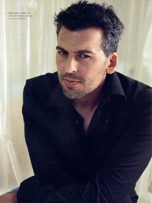 Hottie who plays Ayel on Covert Affairs