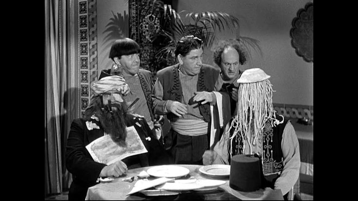 The three stooges malice in the palace e117 1949 youtube