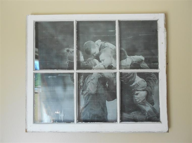 So Going To Do This I Have An Old Window Ve Been