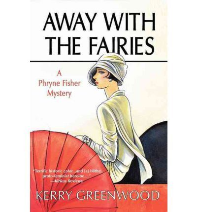 Away With the Fairies - 11th book in the series