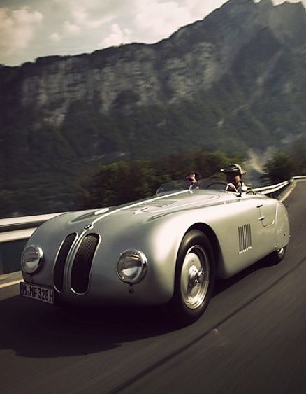 BMW 328 Roadster. The 328 Roadster, developed in 1935/36, is one of the legends of automobile history. Although only modest facilities were available.