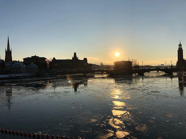 Silouette #citysilouette #stockholm #stockholm_insta #visitstockholm #sweden #capitalofscandinavia #visitsweden #nottweaked #ttot #travel #almostsunset #photobydavidfeldt