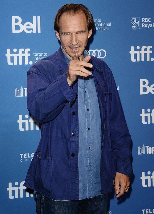 Ральф Файнс принял участие и # 8216; Невидимая женщина и # 8217;  Пресс-конференция в течение 2013 Международный кинофестиваль в Торонто в TIFF Bell лайтбокс 7 сентября 2013 года в Торонто, Канада.