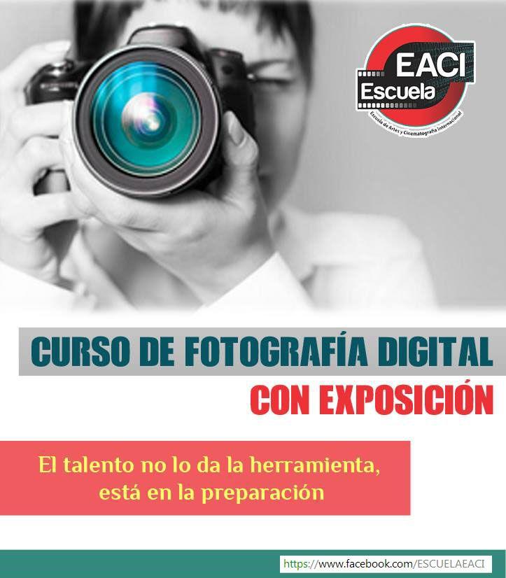 Curso de Fotografía Digital con Exposición
