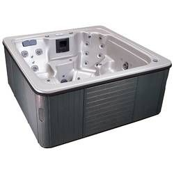 Rock Solid Luna 4 Person 13 Jet Plug And Play Spa In 2019