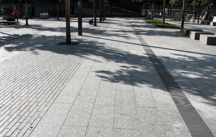 Memorial Nacional do 11 de Setembro. PWP Landscape Architecture + Michael Arad e Davis Brody. New York, EUA. 2011.