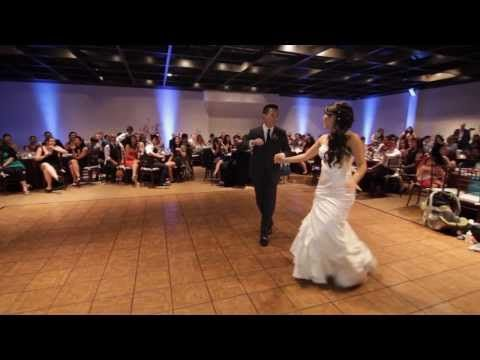 Albert Emily Wedding First Dance Stand By Me Rumba Bachata