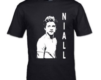 One Direction T-Shirt Niall Horan Liam Payne Harry by 13SameOnly