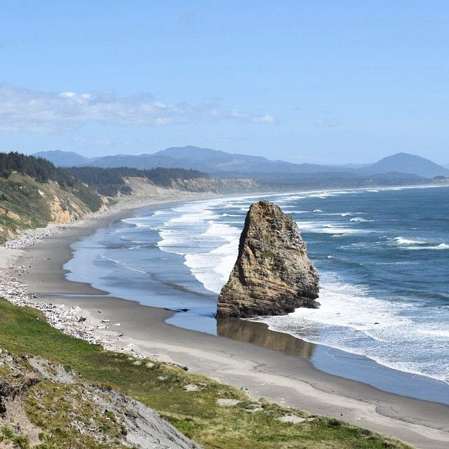 Harris Beach State Park Campground - Brookings, Oregon