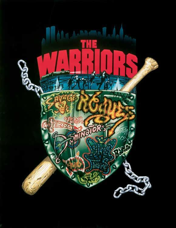 The Warriors by Sol Yurick http://www.amazon.co.uk/Warriors-Sol-Yurick/dp/0285642812/ref=sr_1_4?ie=UTF8&qid=1418912386&sr=8-4&keywords=the+warriors #movie #book