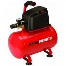 Central Pneumatic 97080 1/3 HP, 3 Gallon, 100 PSI Oilless Air Compressor