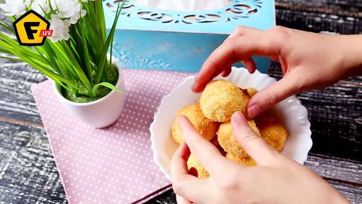 КОКОСОВОЕ ПЕЧЕНЬЕ ✶ классический рецепт ✶ Посуда для сервировки: https://f.ua/shop/posuda-dlya-serviro...  Скатерти и салфетки: https://f.ua/shop/skaterti-i-salfetki/  ✶✶✶ Кокосовое печенье рецепт ✶✶✶