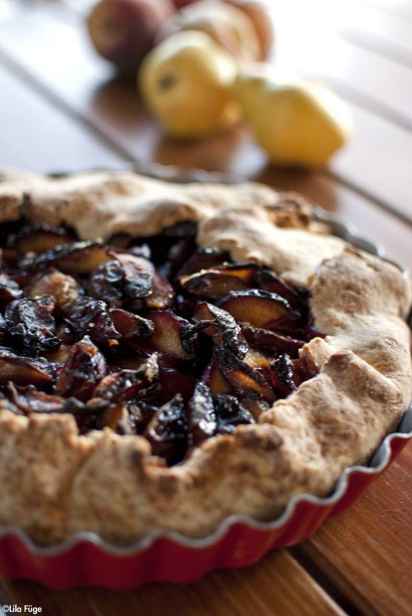 Csupa szilvás pite – Lila Füge
