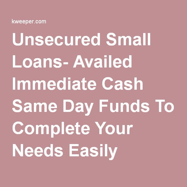 Cash advances memo picture 1