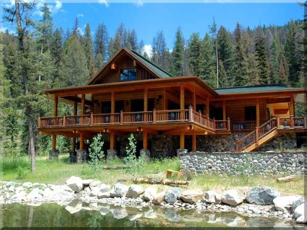 17 Best Ideas About Log Homes For Sale On Pinterest Log