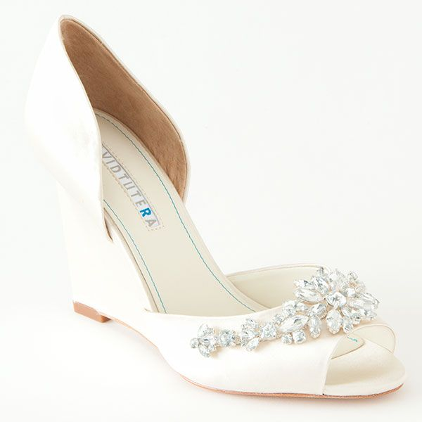 Comfortable (and Fashionable!) Shoes for Your Big Day