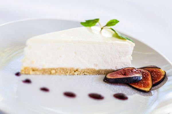 Leichte Low Carb Mascarpone-Torte