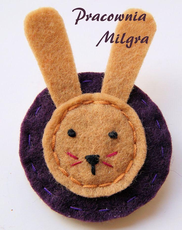 Pracownia Milgra: Filc na Wielkanoc