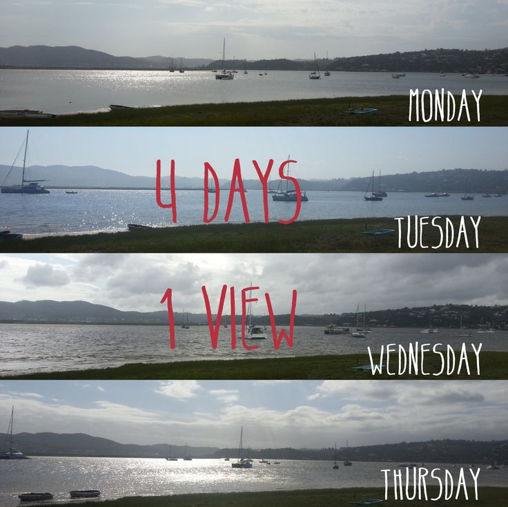 4 Days 1 View - Go have a look at our week in photos on #Facebook.  #WeekInPhotos