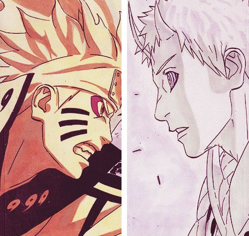 """Naruto vs. Obito (""""oh but you should, you should mind it!"""") /""""oh, I do.....but I say i don't""""