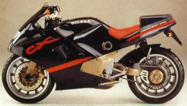 CX 125, 1991