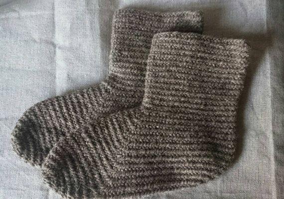 Naalbinding socks ~$68 https://www.etsy.com/listing/253286986/nalbindning-woolen-socks-needle-knitted