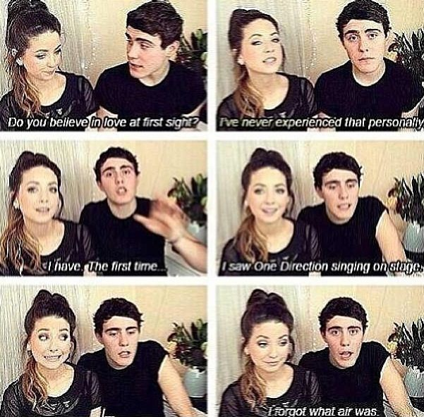 Alfie Deyes is me. I am Alfie Deyes. We are one