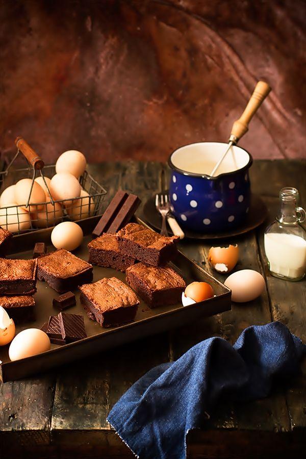 Los 5 errores que no puedes cometer para preparar el Brownie perfecto …