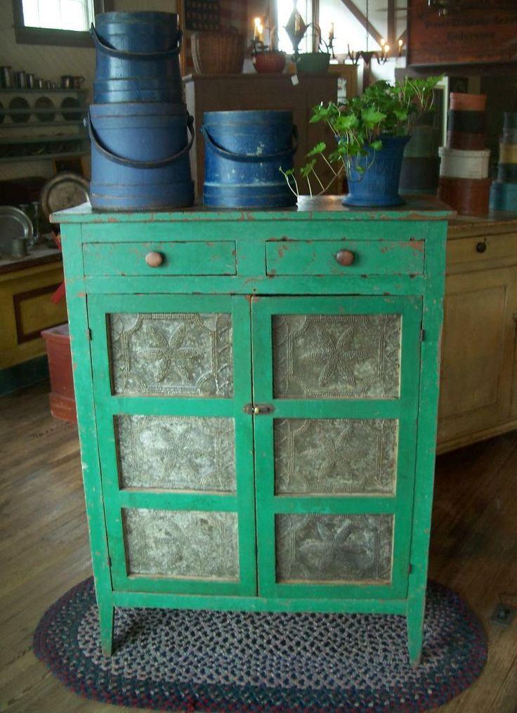 Country Pie Safe | Virginia Pie Safe | Antique/Prim Cupboards - 559 Best Antique Pie Safes Images On Pinterest Primitive