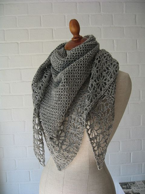 Ravelry Free Crochet Shawl Patterns : 1000+ images about Crochet on Pinterest Free pattern ...