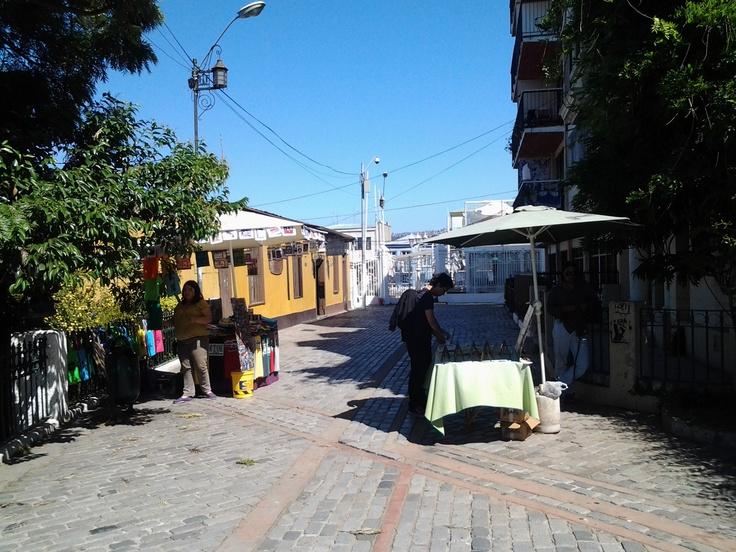 Paseo Gervasoni #Valpo #Valparaíso