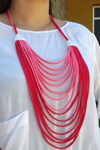 collares con trapillo - Google Search