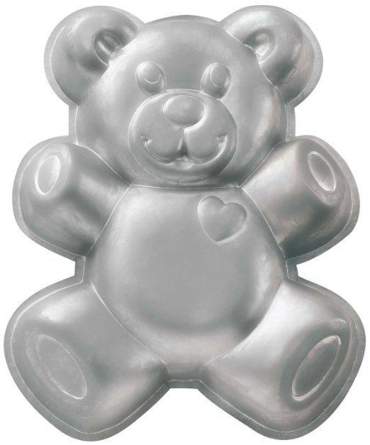 Amazon.com: Wilton Teddy Bear Cake Pan