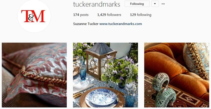 Top 100 Best Interior Designers In The World To Follow On Instagram: Tucker & Marks Inc ➤ To see more news about Luxury designs visit us at http://www.covetedition.com/ #interiordesign #covetedmagazine #luxurylifestyle #interiordesign #tuckermarks @CovetedMagazine