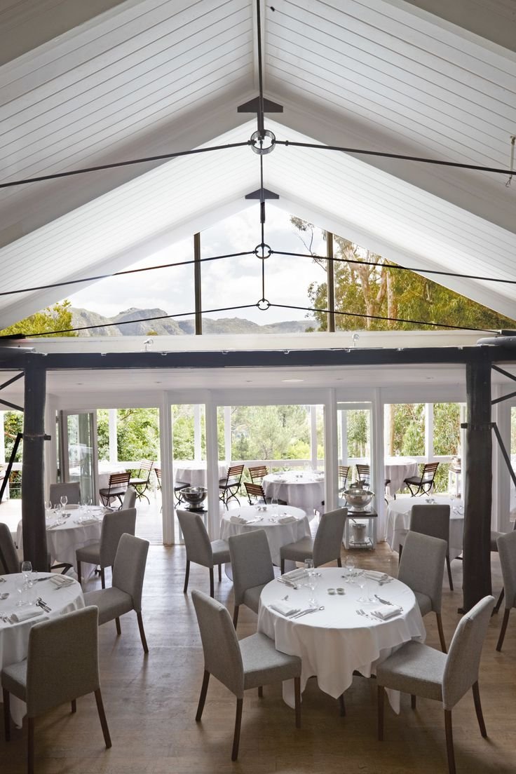 Originally founded on the historic Constantia Uitsig wine estate, La  Colombehas recently relocated to the picturesque Silvermist organic wine  estate at the top of Constantia Nek, with breathtaking views overlooking  the Constantia wine valley, False Bay and Hout Bay.
