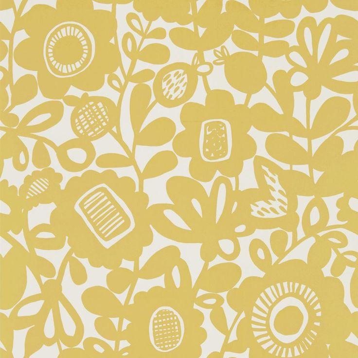 Kukkia Sunshine wallpaper by Scion