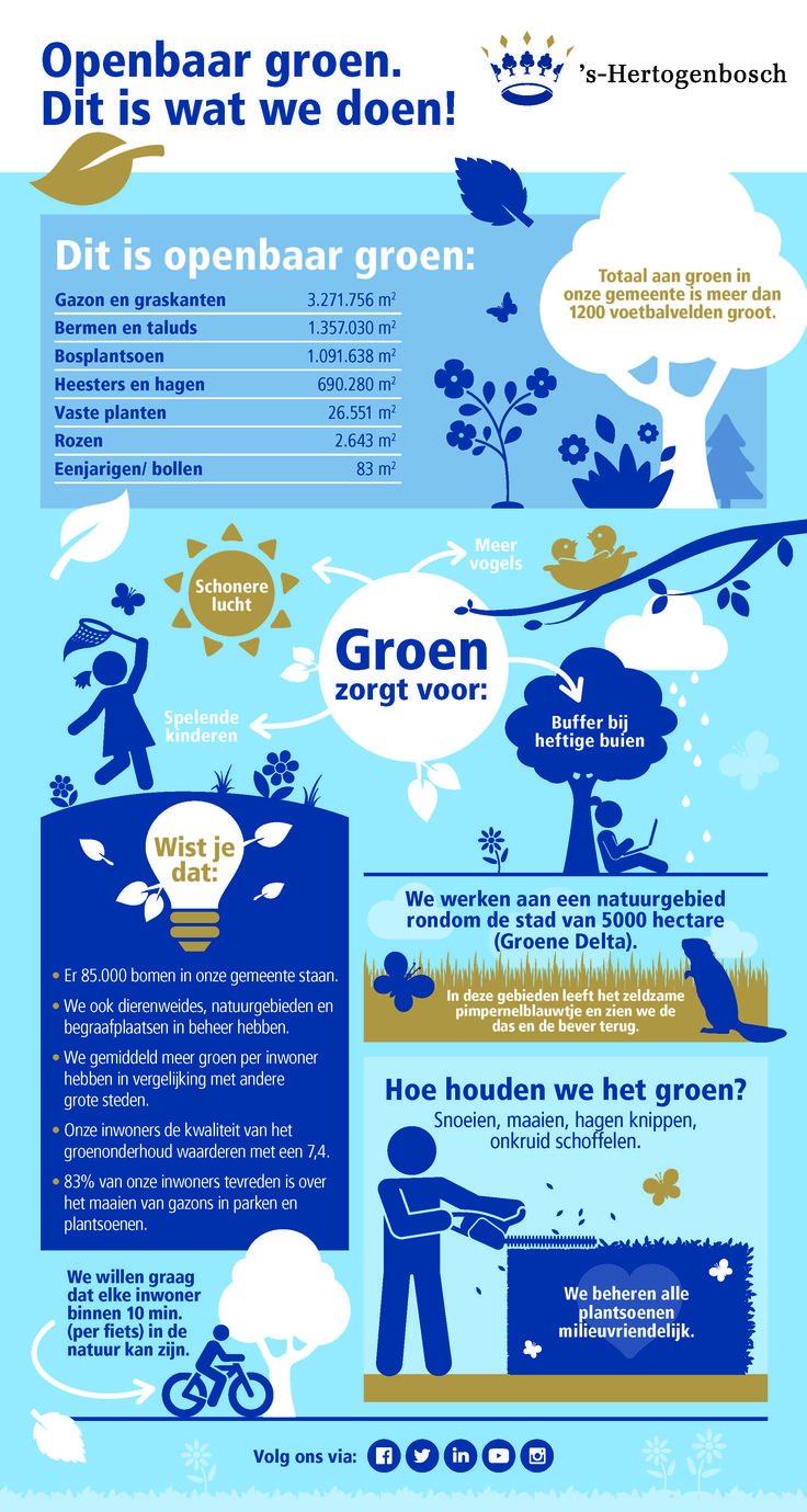 infographic Openbaar Groen: dit is wat we doen!