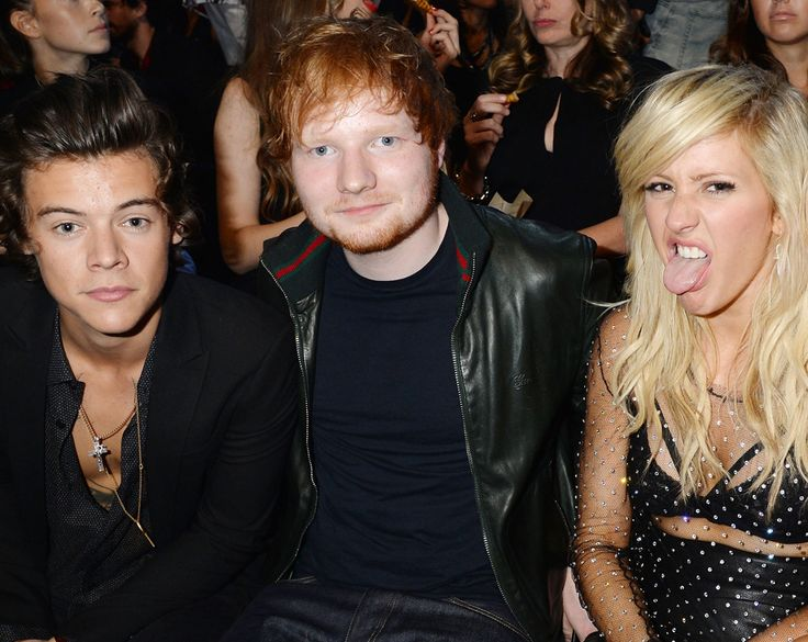 Ellie Goulding gets real about those Ed Sheeran 'On My Mind' rumours